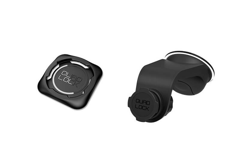 Support voiture Quad Lock pour smarphone