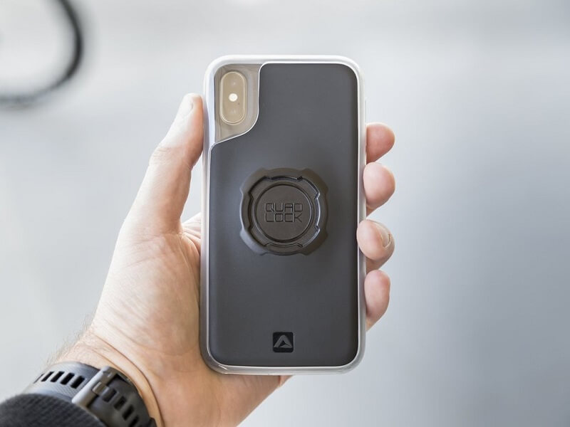 Protection étanche Quad Lock iPhone X/Xs