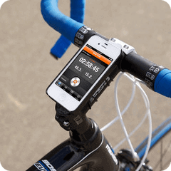 Support vélo Deluxe Quad Lock iPhone 4/4S
